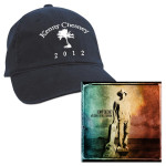 Kenny Chesney Welcome To The Fishbowl CD or MP3 and Hat Bundle