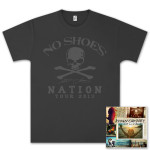 Kenny Chesney Life On A Rock CD/T-Shirt Bundle