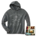 Kenny Chesney Life On A Rock CD/Hoodie Bundle