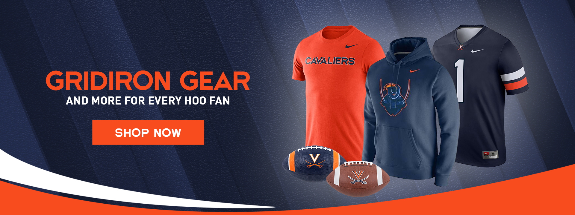 Gridiron gear and more for every Hoo fan | Shop now