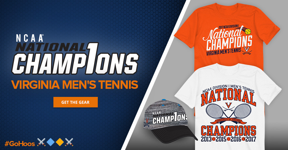 NCAA Men's Tennis National Championship Gear!