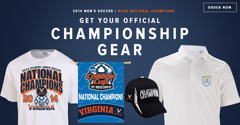 Men's Soccer Championship Gear