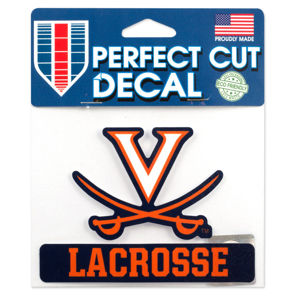 Uva Stickers Decals Magnets Official Cavalier Team Shop