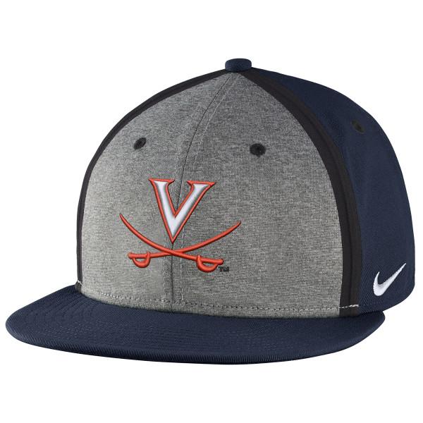 62187bf3ed5 NIKE UVA Sideliene True Adjustable Hat
