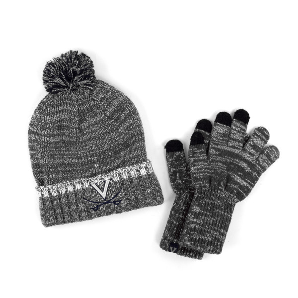University of Virginia Frostbite TOW Knit and Gloves c92c57eeda5