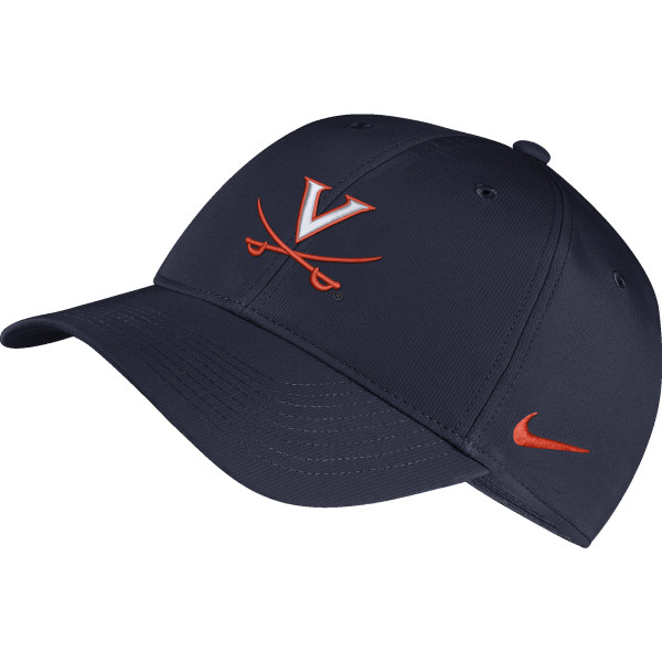 4d3eb7956b882 University of Virginia Nike Navy Hat