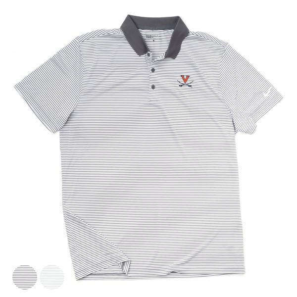 ef0ac169 University of Virginia Victory Mini Stripe Polo | Shop the UVA Athletics  Official Store
