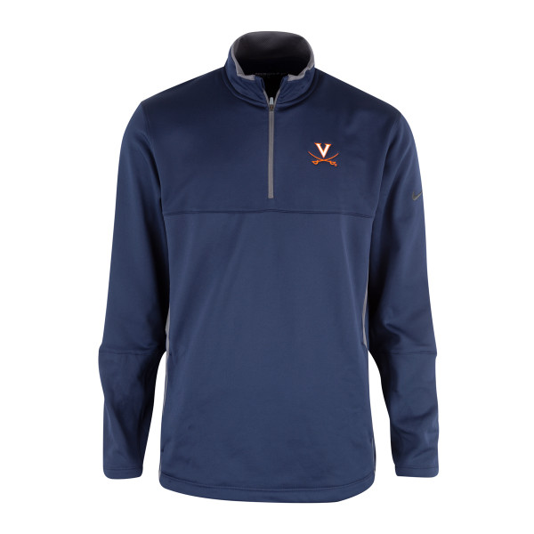 5f4525ebff68 University of Virginia Therma-Fit Half-Zip Cover-Up