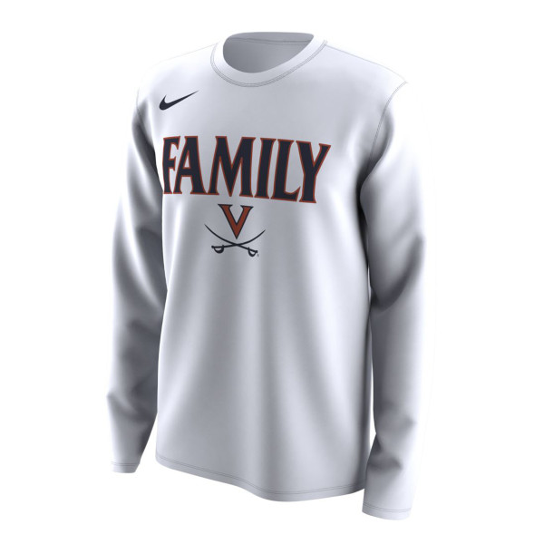 30c621801345 University of Virginia 2019 Bench Long Sleeve T-shirt