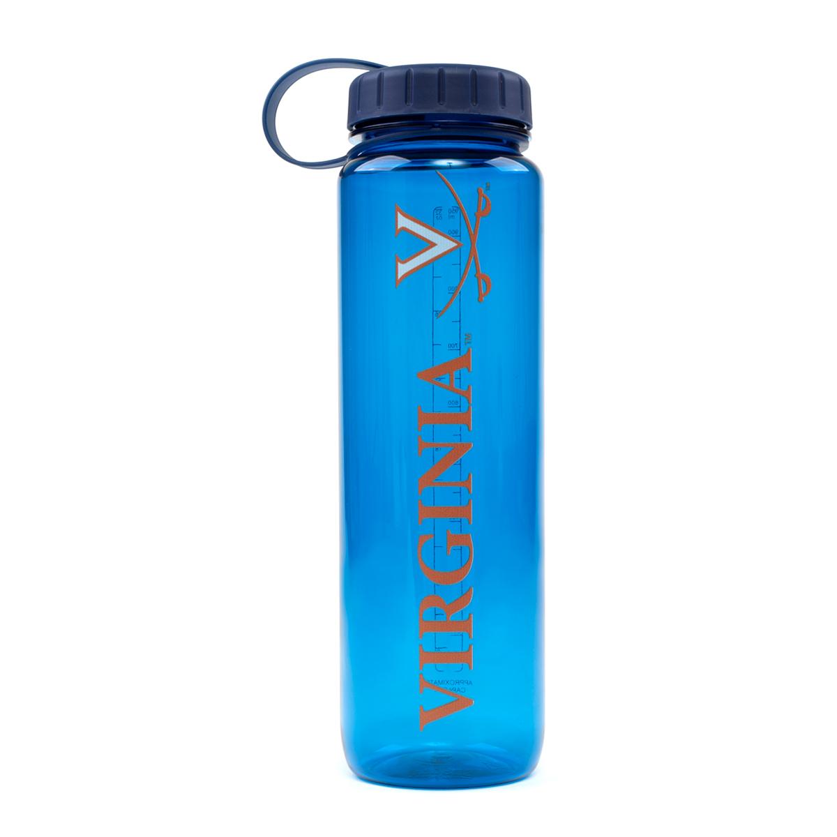 University Of Virginia Plastic Water Bottle (33 Oz)