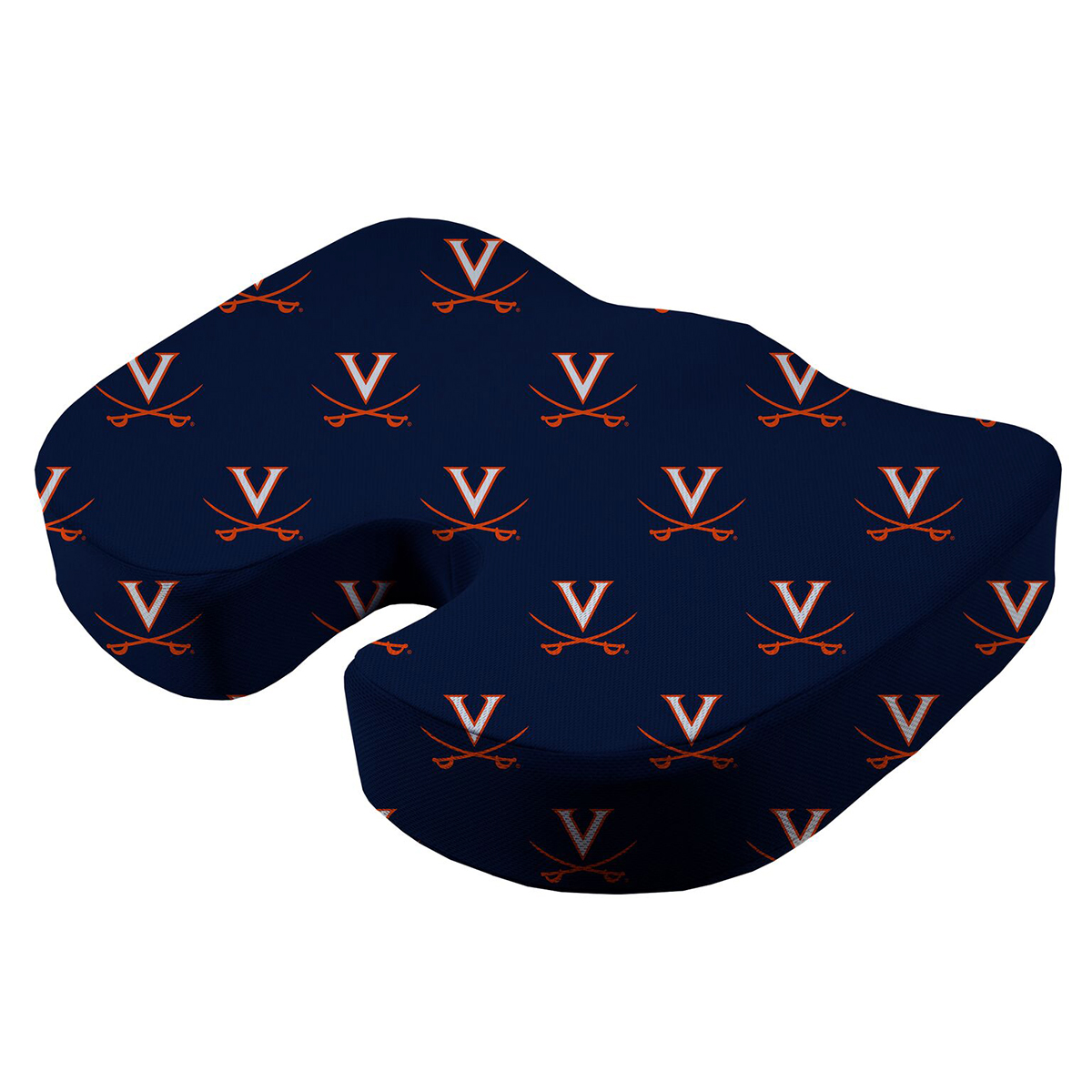 University of Virginia Memory Foam Seat Cushion