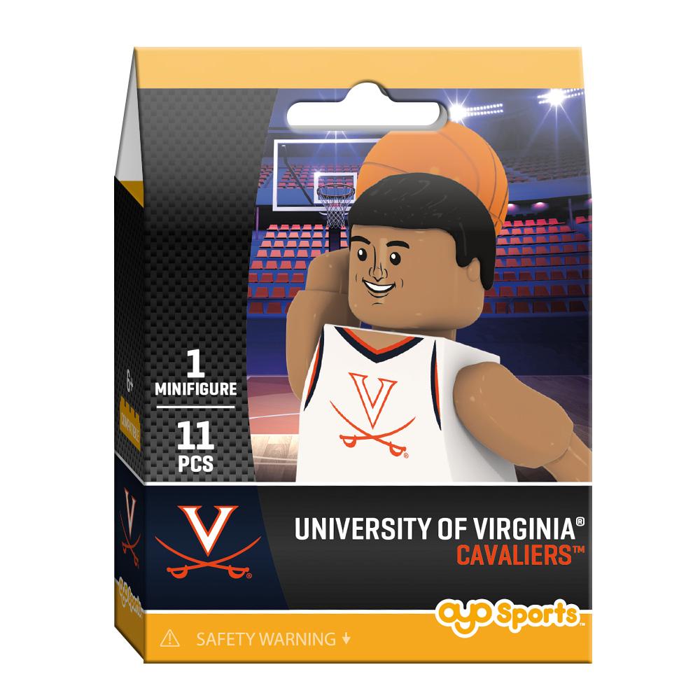 OYO University of Virginia Basketball Minifigure