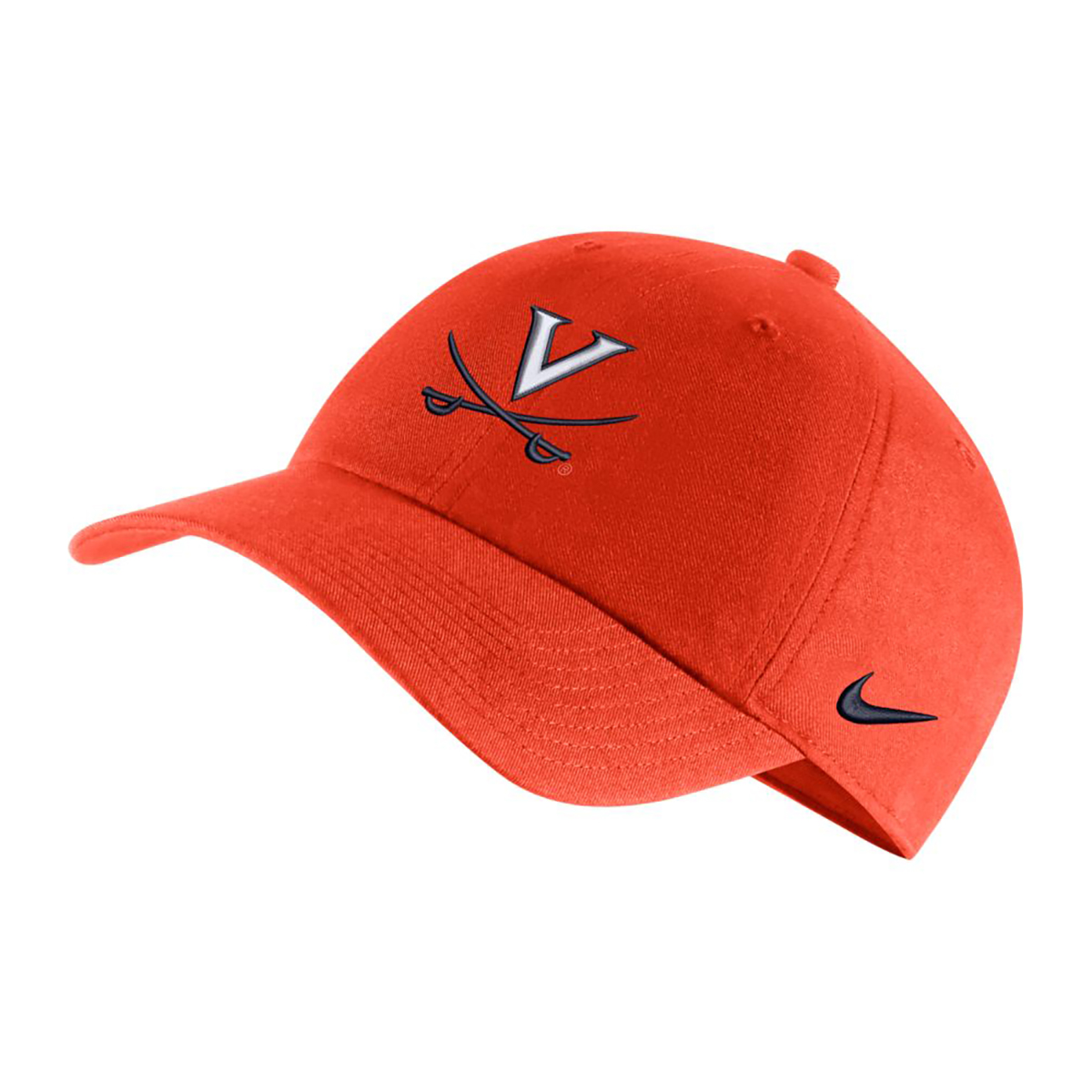 University of Virginia Nike Orange V-Sabre Hat