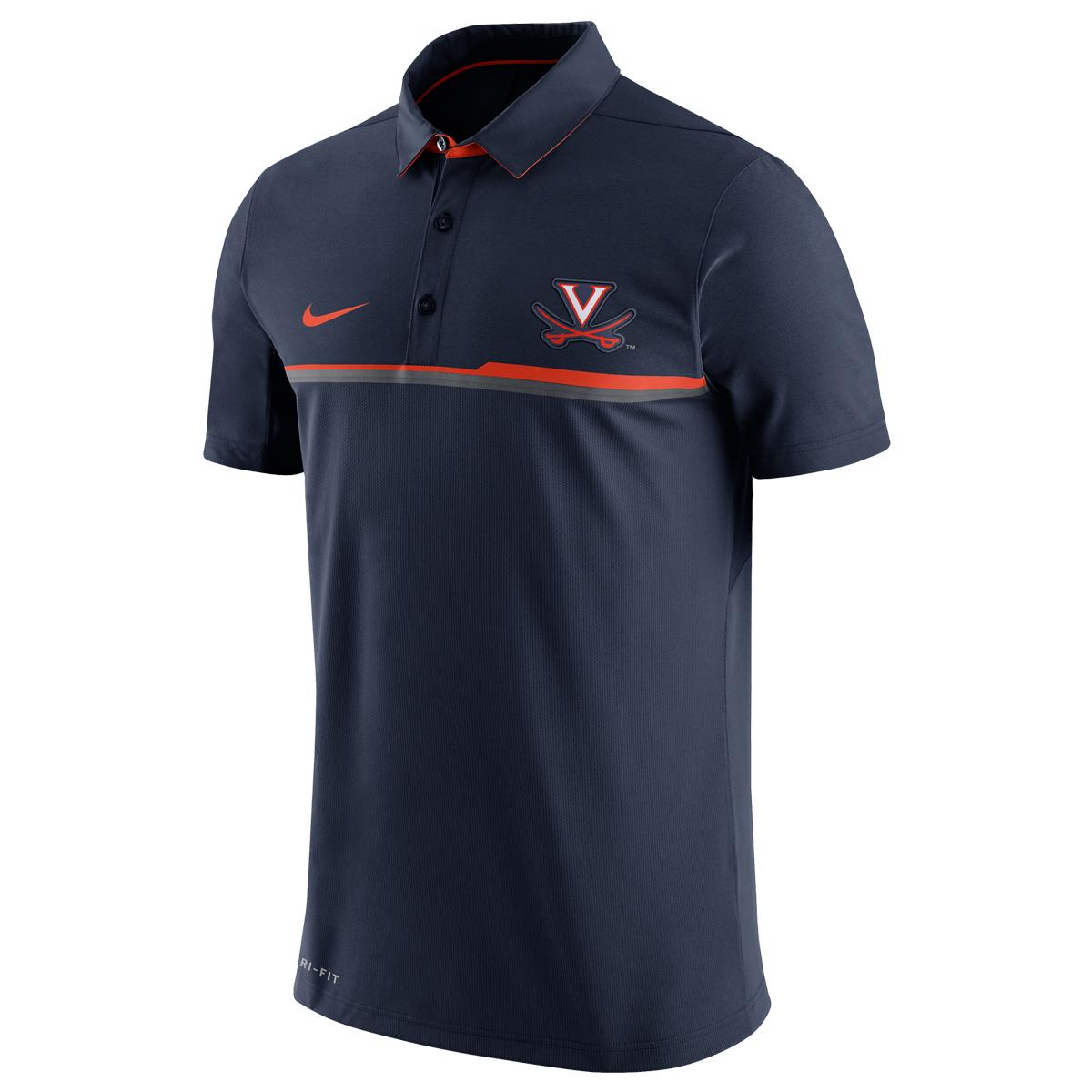 NIKE UVA Elite Polo