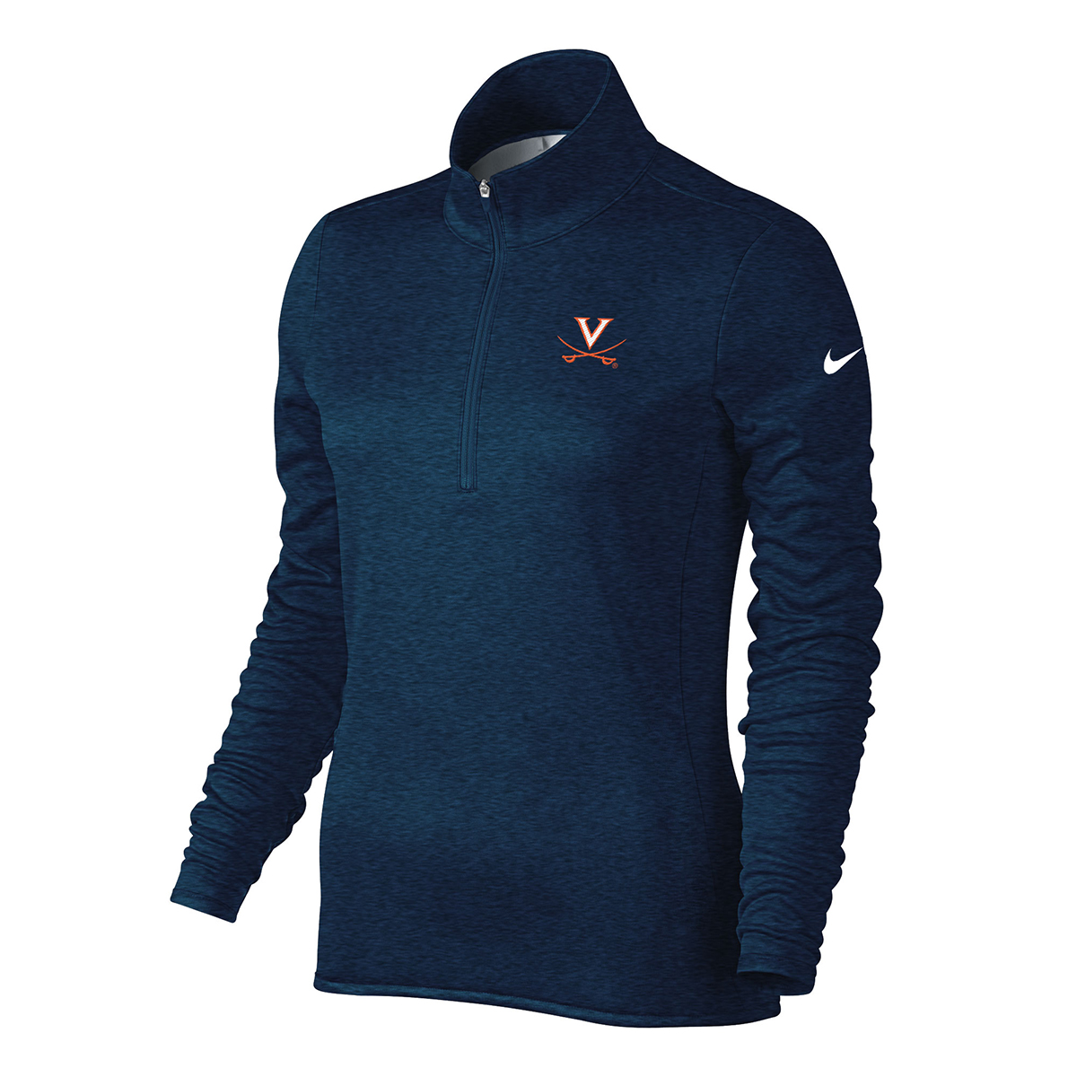 University of Virginia Ladies Lucky Azalea Half-Zip Top