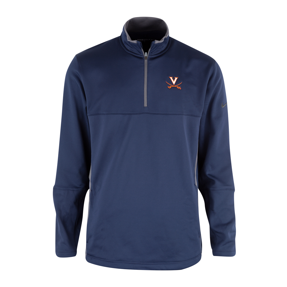 University of Virginia Therma-Fit Half-Zip Cover-Up