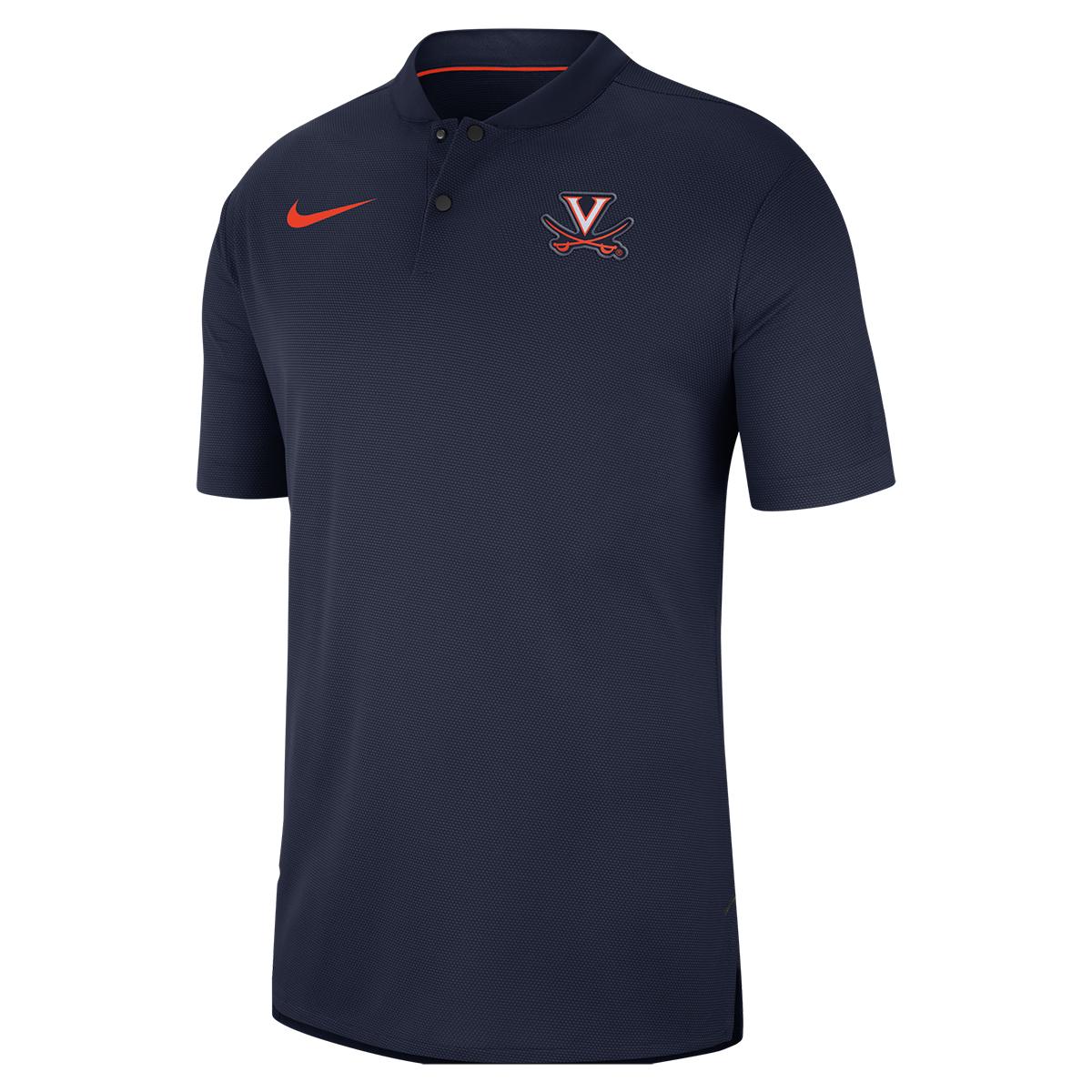 University of Virginia Nike Dri-FIT Polo Shirt
