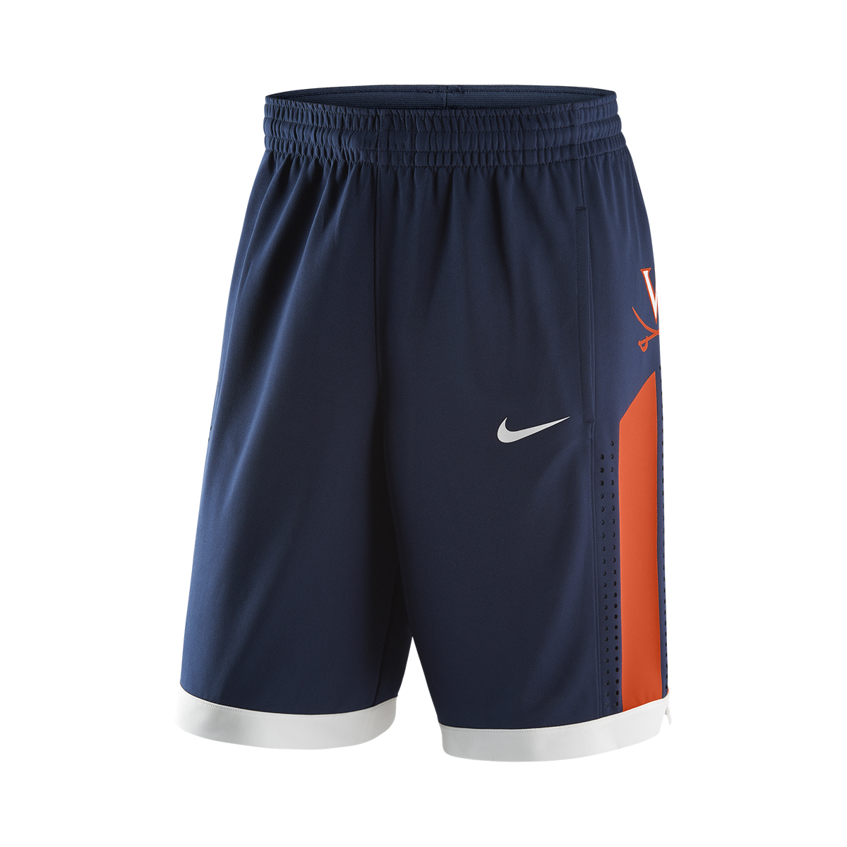 University of Virginia 2018 Nike Navy Basketball Shorts