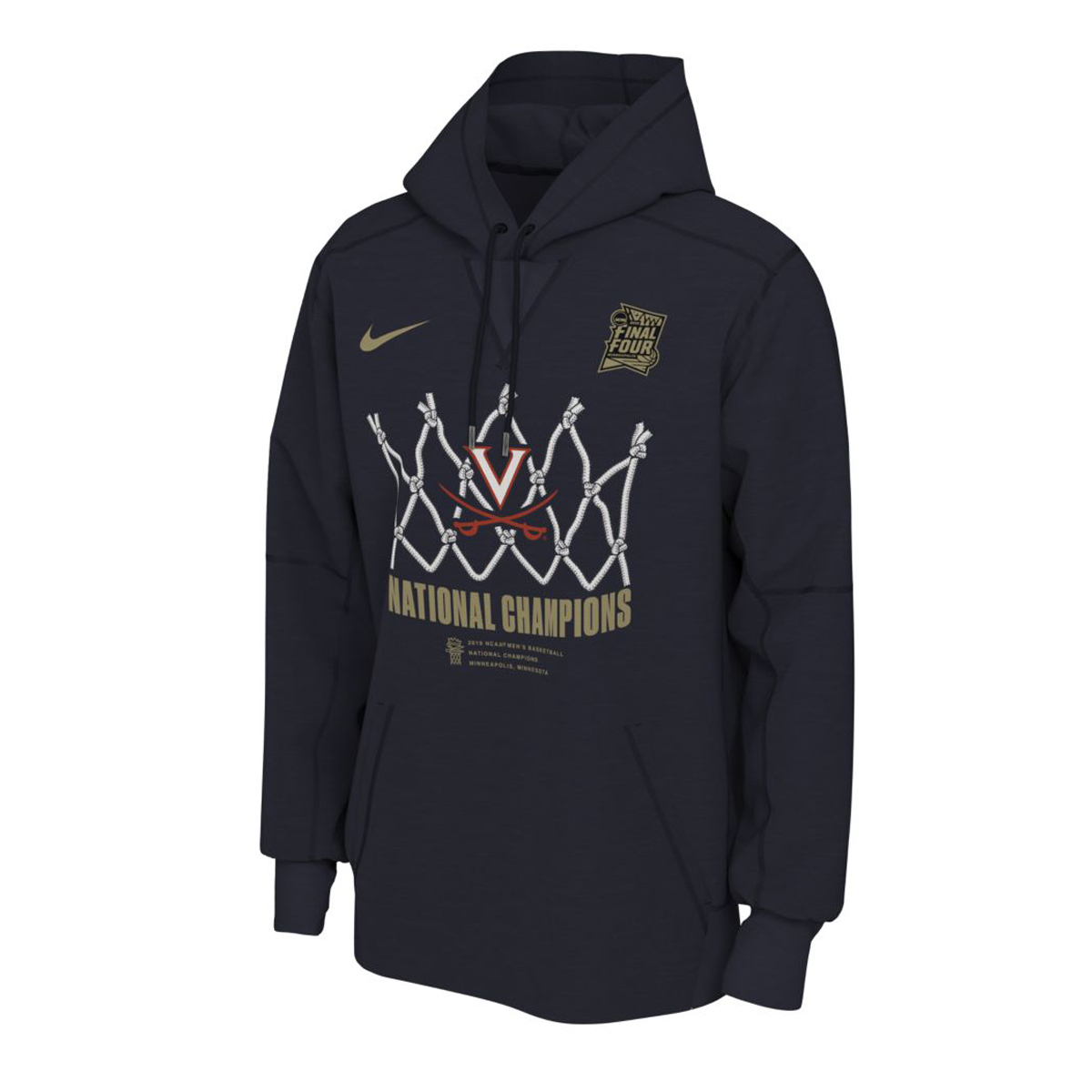 2019 National Champions Locker Room Hoodie