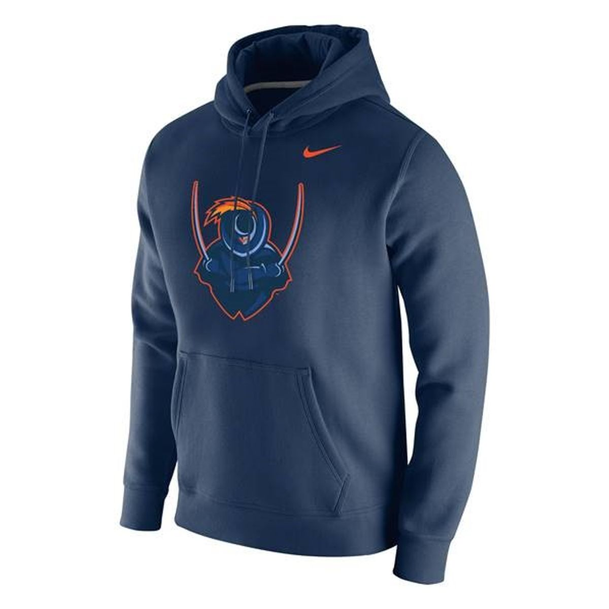 University of Virginia 2020 Cavalier Navy Fleece Hoodie