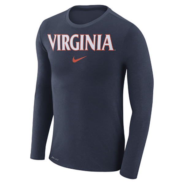 University of Virginia LS T-shirt