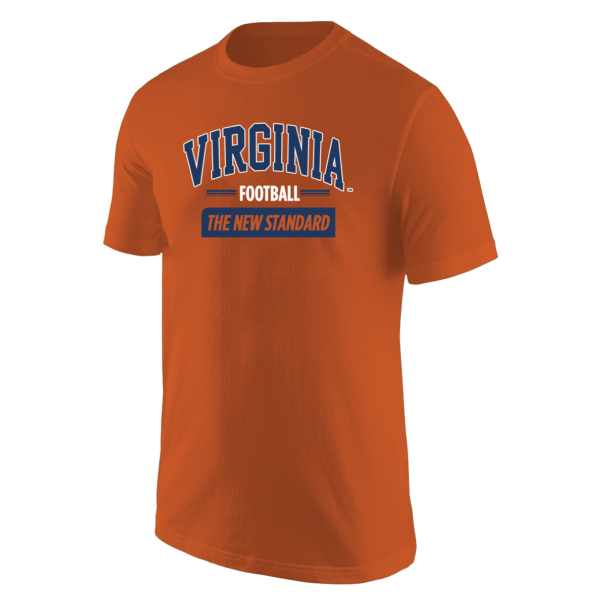 University of Virginia Football The New Standard Arch T-shirt