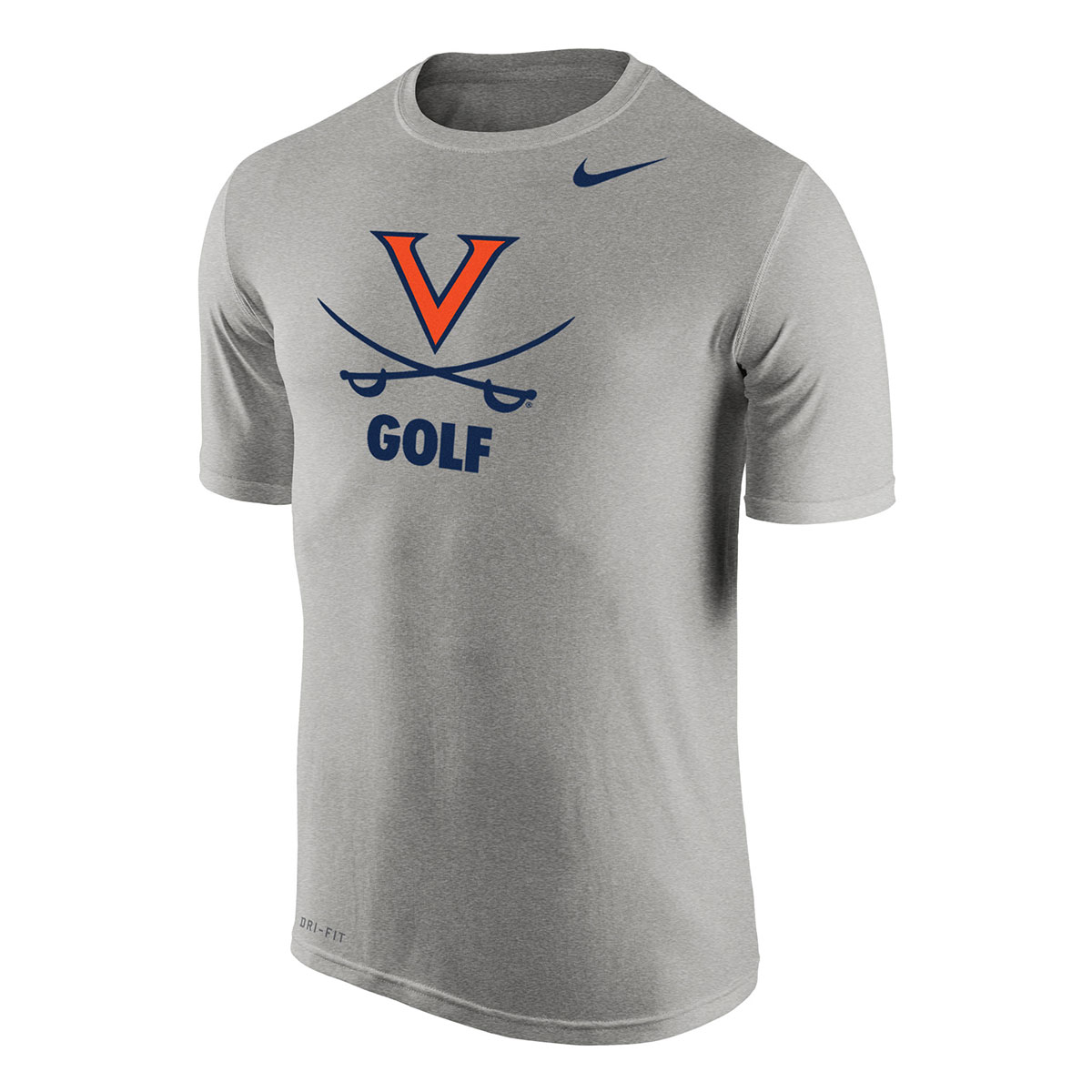 University of Virginia Golf NIKE Dri-Fit T-shirt