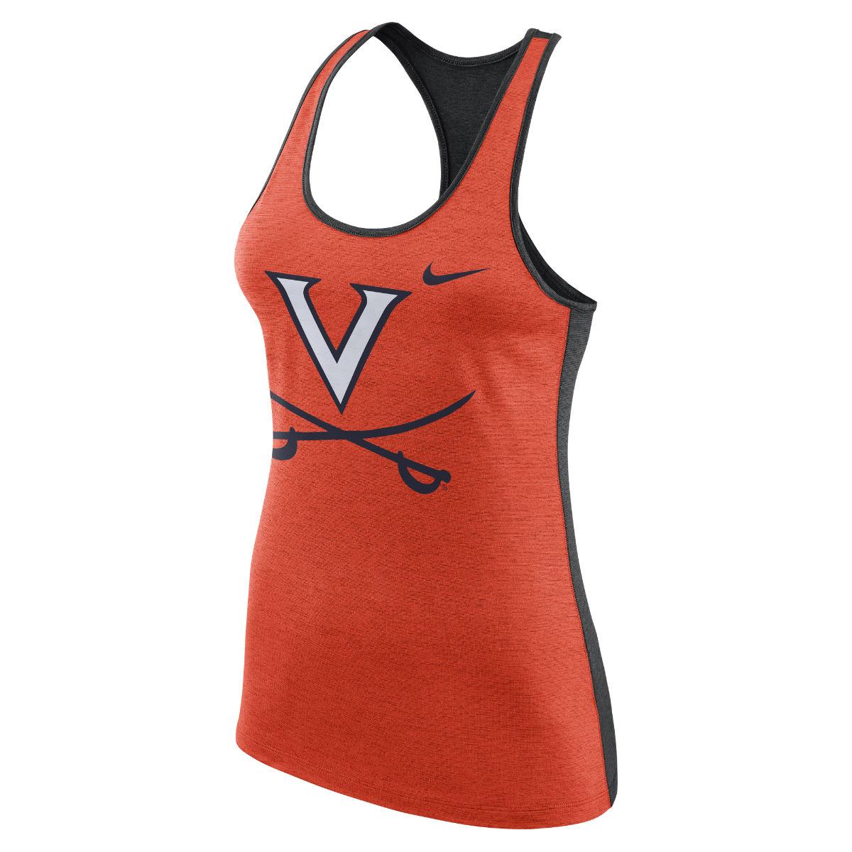University of Virginia V-sabre Ladies Dri-Fit NIKE Tank