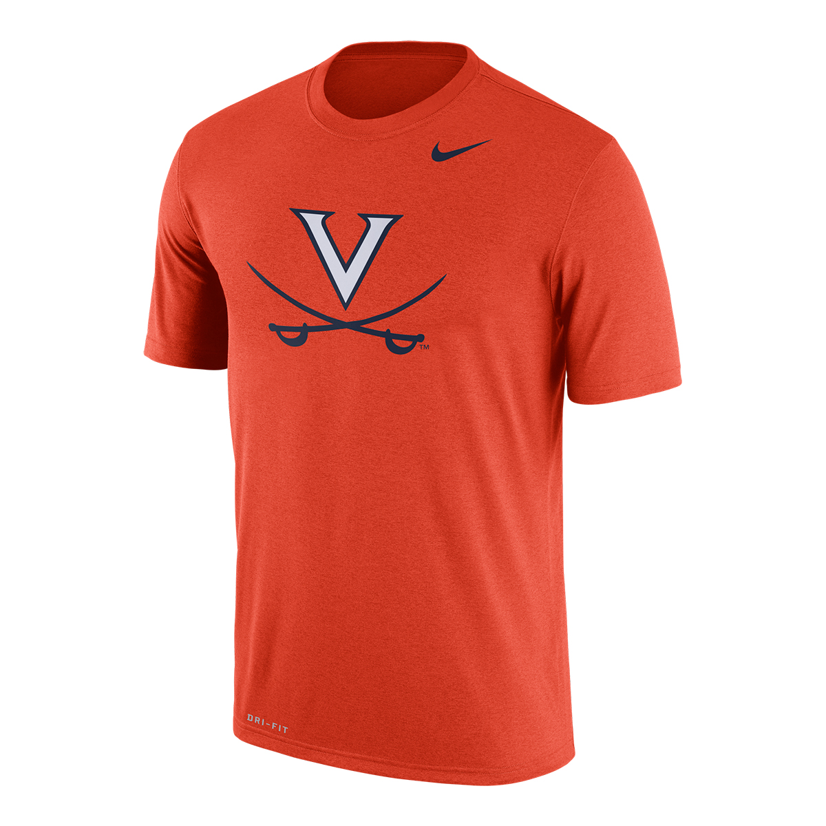 University of Virginia 2018 Nike Orange Dri-FIT T-shirt