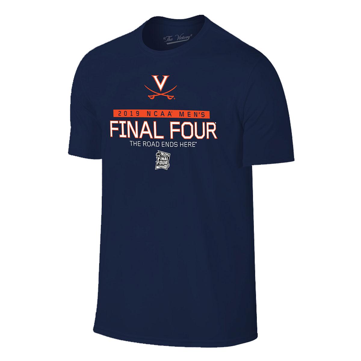 Virginia Basketball 2019 Final Four Short Sleeve T-shirt
