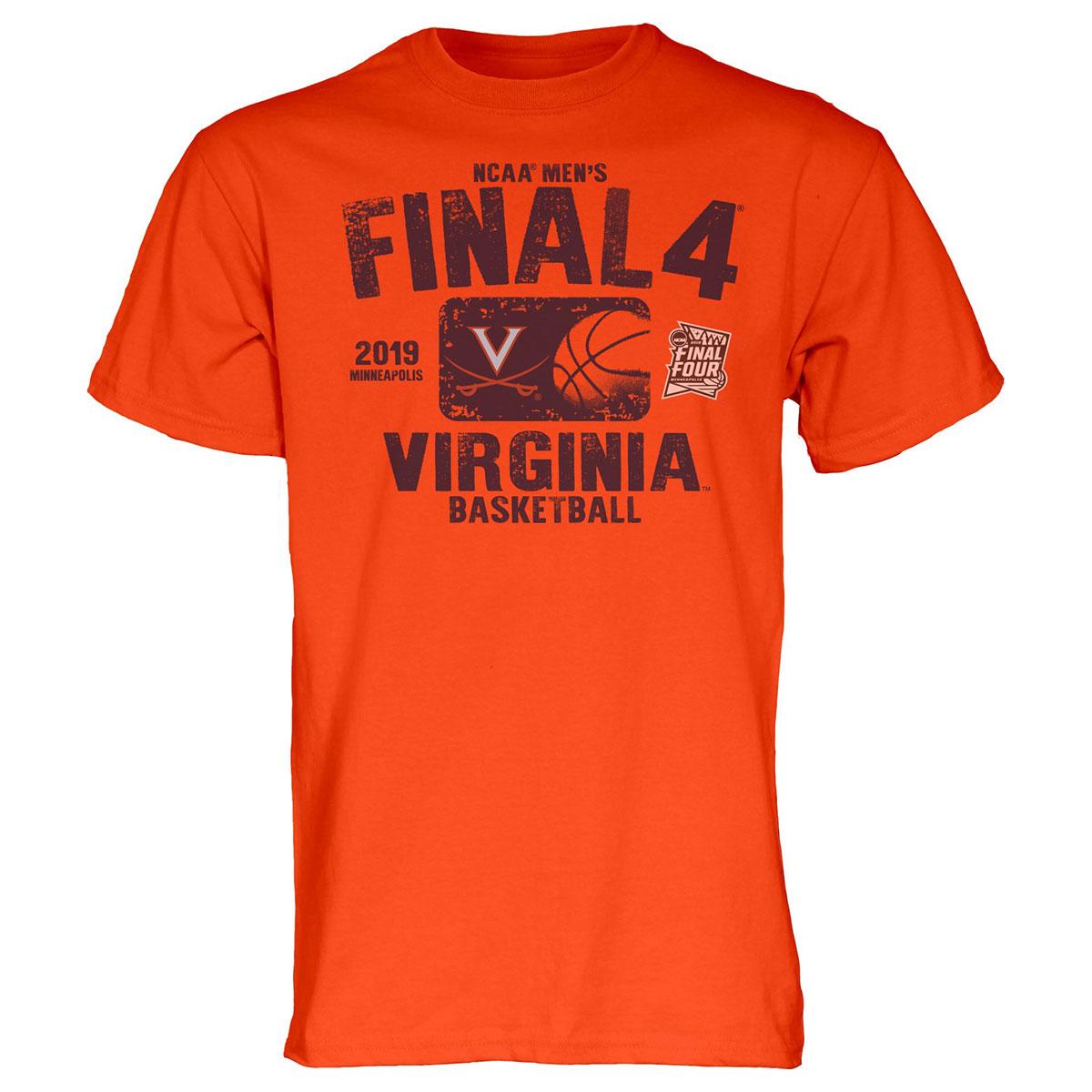 Virginia Basketball 2019 Final 4 T-shirt