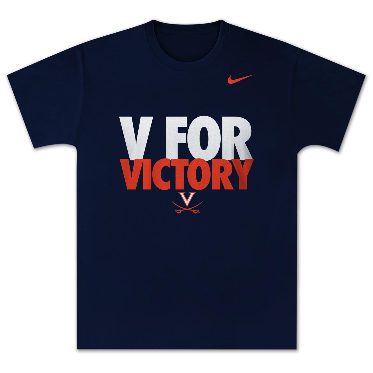 UVA Nike Victory T-Shirt