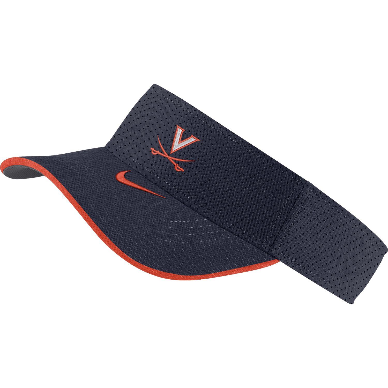 University of Virginia 2020 Nike Aero Visor