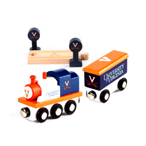 University of Virginia Toy Train Set