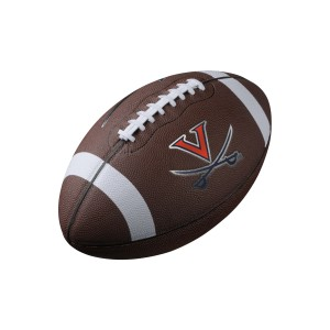 UVA Spiral Tech Replica Football