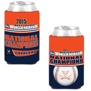 UVA CWS Champions Can Cooler