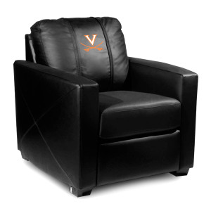 Virginia Cavaliers Collegiate Silver Chair