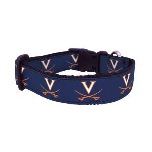 University of Virginia Cavaliers Dog Collar