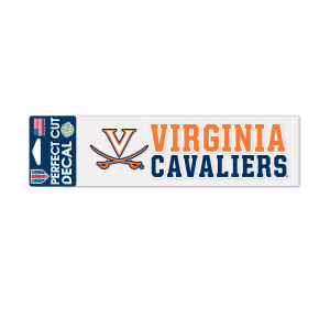 University of Virginia Stacked Decal