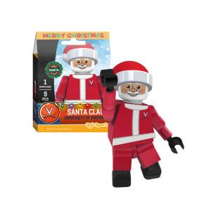 OYO University of Virginia Santa Claus Mini-figure