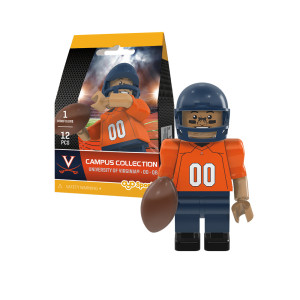 University of Virginia Football Minifigure
