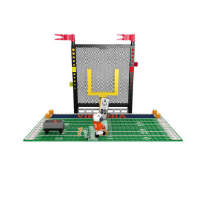 OYO University of Virginia Football End Zone + Minifigure Set