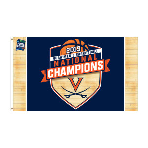 2019 National Champions Deluxe Flag