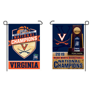 2019 National Champions Garden Flag (2-sided)