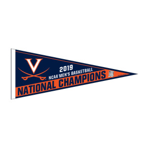 2019 National Champions Classic Pennant