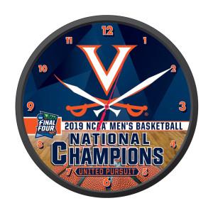 2019 National Champions Clock