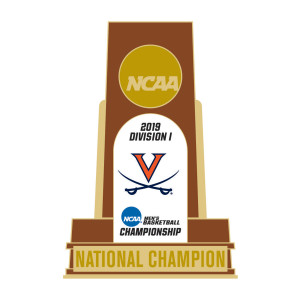 2019 National Champions Collector Pin