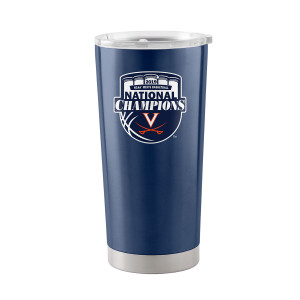 2019 National Champions 20 oz. Travel Tumbler