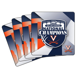 2019 National Champions Coaster  4-pack Set