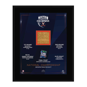 University of Virginia Courtside Plaque
